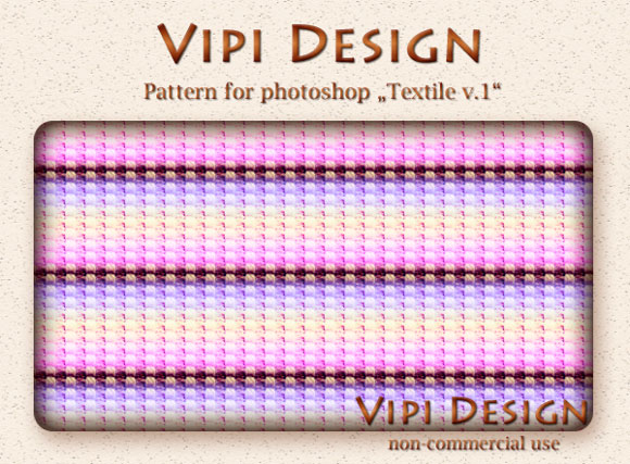 Pattern Textile free for Photoshop PAT