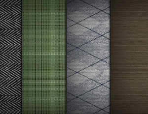Tileable Fabric Patterns free for Photoshop PAT