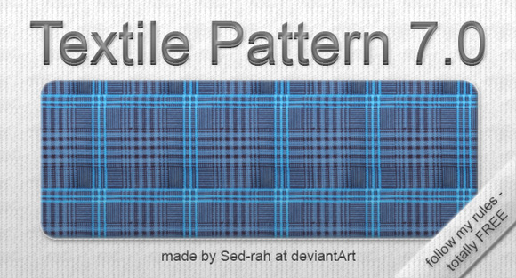 Textile Pattern free for Photoshop PAT