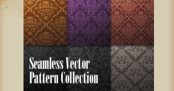 Classic Seamless Vector Patterns Photoshop Seamless