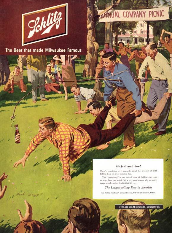 Briggs funny beer advertisements creative