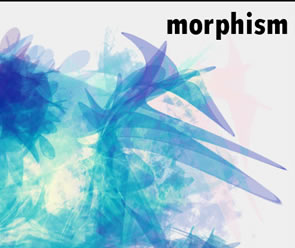 Abstract Morphism Photoshop Brush