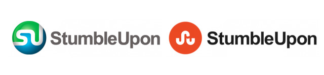 the StumbleUpon Logo Redesign