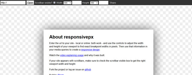 responsivepx Find that Tricky Breakpoint