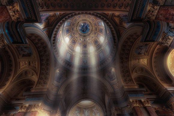 Let There be Light is a fantastic example of HDR Architectural Photography