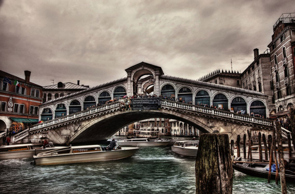 Bridge Across Forever Architectural Photography with an HDR style