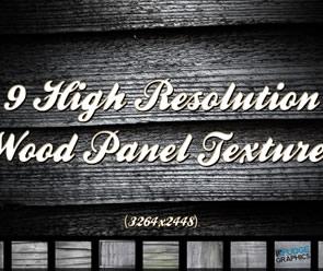 free Wood Panels Texture Set