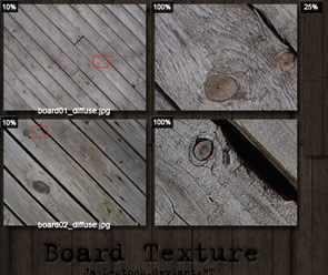 free Board Texture Pack