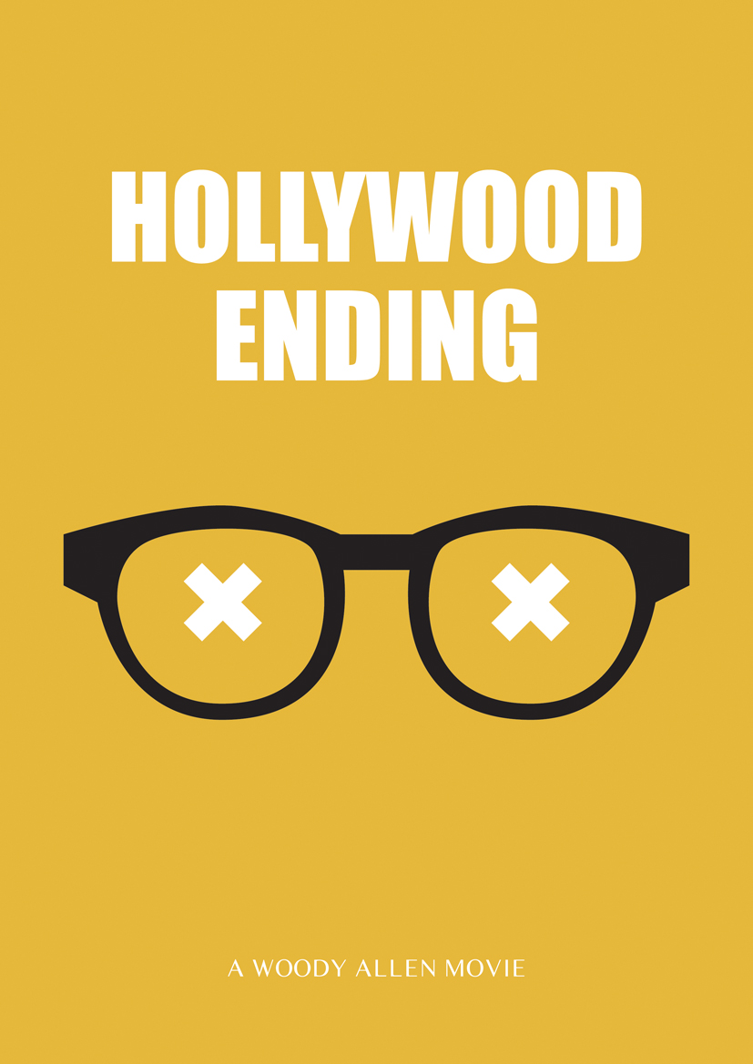 hollywood ending Woody Allen Posters remake film