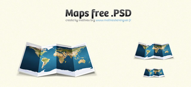 30 high quality free world map templates folded maps world template gumiabroncs Gallery