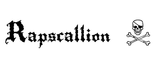 Rapscallion is a free gothic font for designers