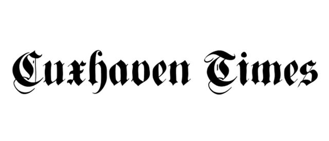 Cuxhaven Times is a free gothic font for designers