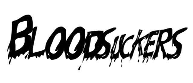 Bloodsuckers is a free gothic font for designers