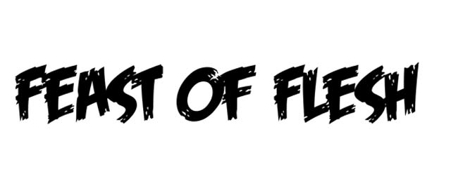 Feast of Flesh is a free gothic font for designers