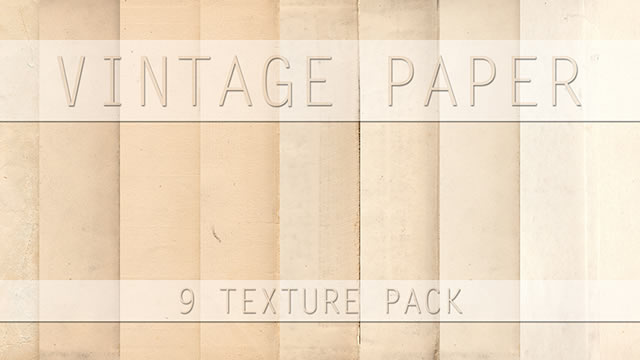 Vintage Paper 9 Textures
