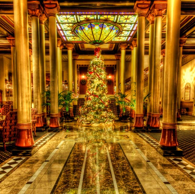 Christmas in the Driskill in a gallery of Seasonal and Christmas Photography