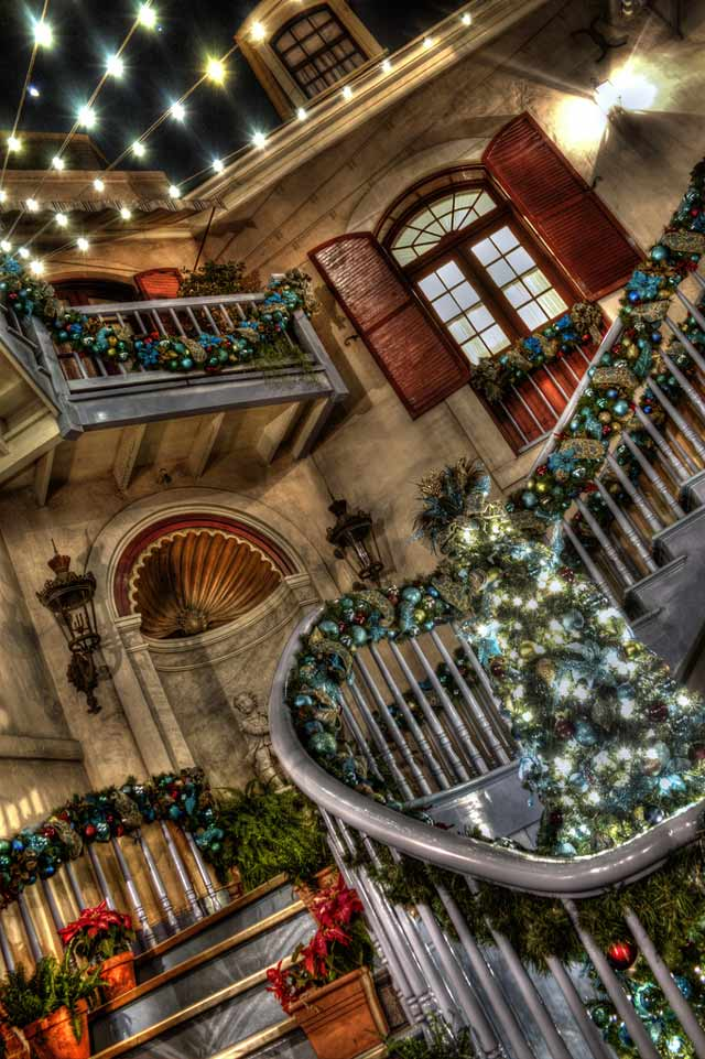 Court of Angels Christmas in a gallery of Seasonal and Christmas Photography