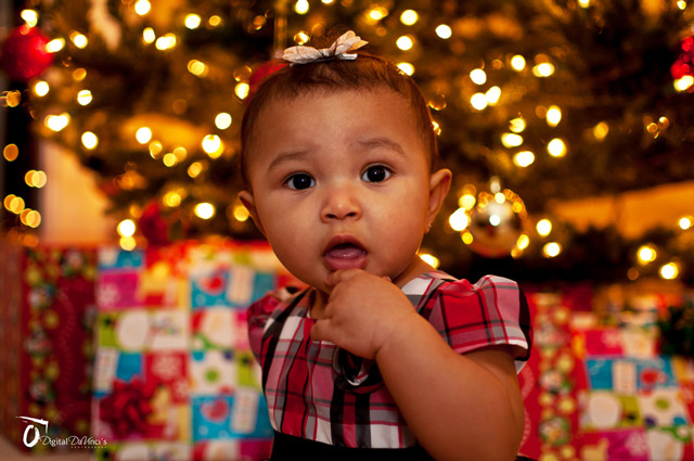 First Christmas in a gallery of Christmas Seasonal Photography