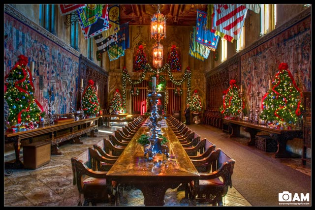 Hearst Christmas in a gallery of Seasonal and Christmas Photography