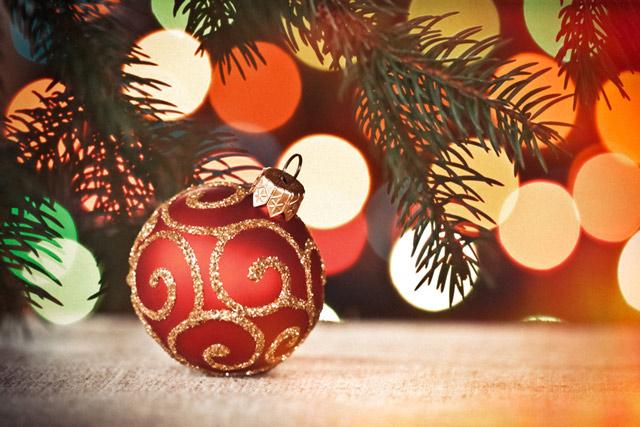 Christmas Ball in a gallery of Christmas Seasonal Photographyy