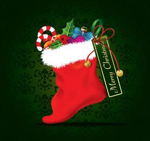 Create a Christmas Greeting Card Illustrator Tutorial