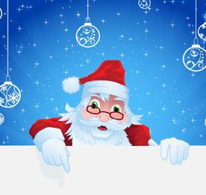 How to Draw a Cute Santa Illustrator Tutorial