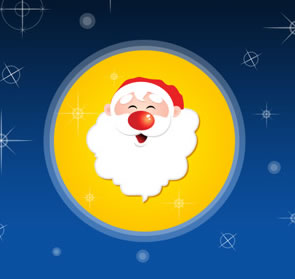 Santa Claus Wallpaper Tutorial Photoshop Tutorial