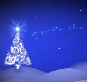 Beautiful Christmas Vision Tutorial Photoshop Tutorial