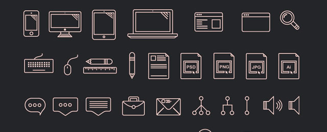Other Icons freebie for web design
