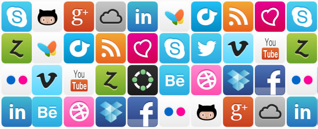 FC Webicons Set free for 2012 designers