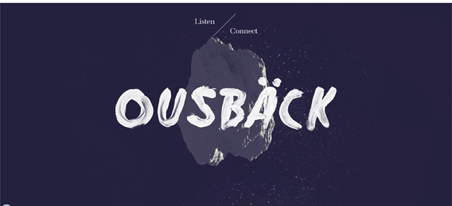 Ousback screenshot in favorite Designs from 2012