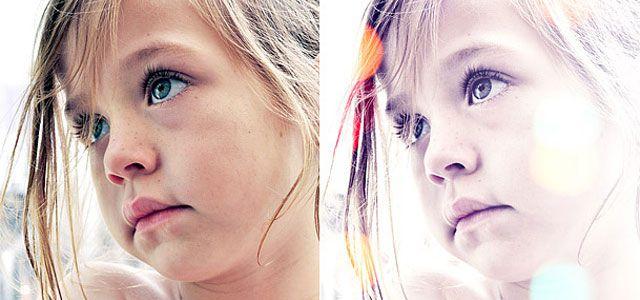 Photo Effect Tutorials in Photoshop
