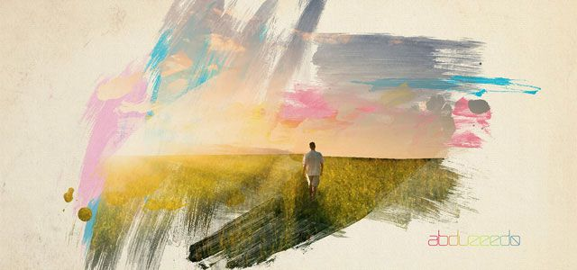 50 photo effect tutorials with photoshop for Simple watercolor tutorial