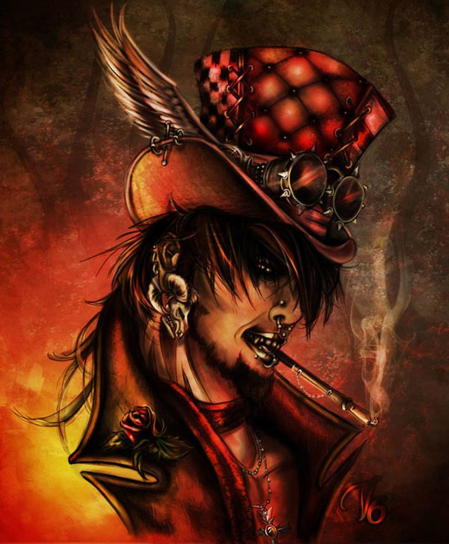 Steam Punk Voyd