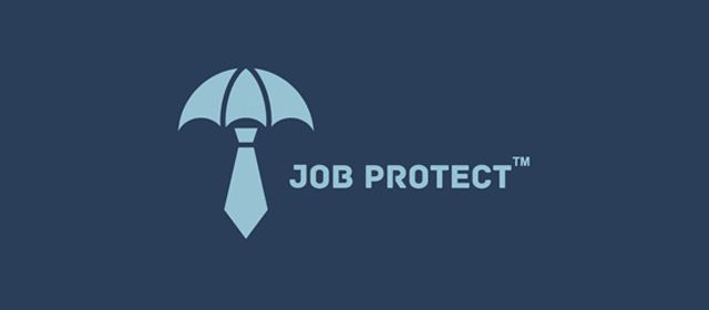 Job Protect Logo example inspiration