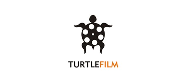 Turtle Film Logo example inspiration