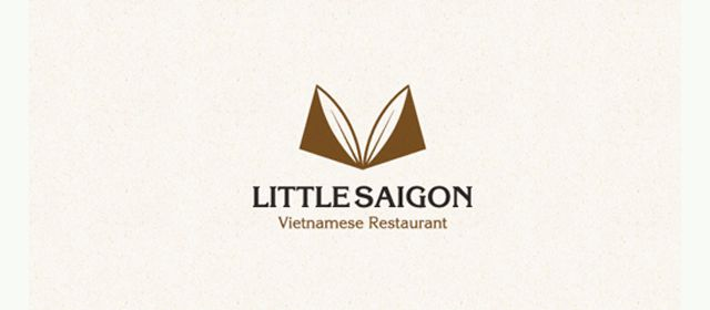 Little Saigon Logo beautiful symmetrical