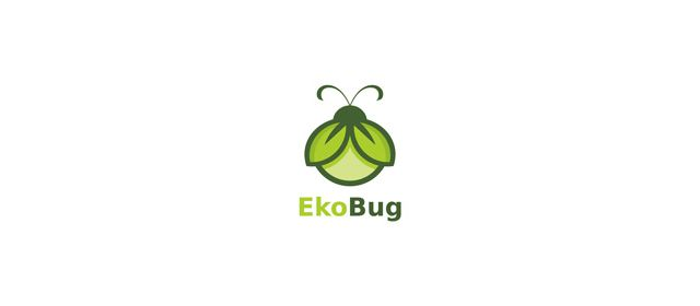 Eko Bug Logo example inspiration