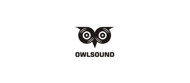Owl Sound Logo example inspiration