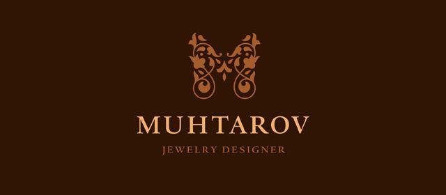 Muhtarov Logo example inspiration
