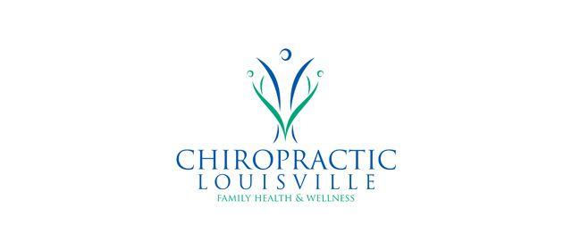 Chiropractic Louisville Logo example inspiration