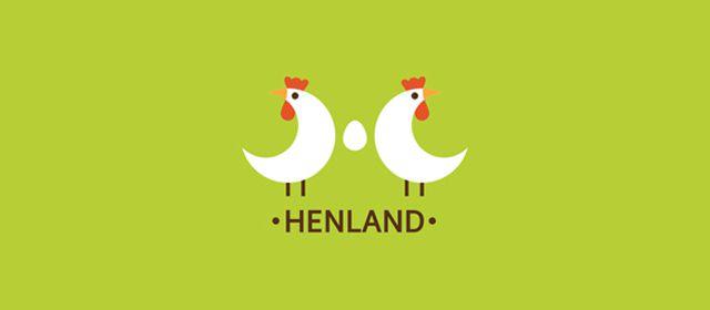 Henland Logo example inspiration