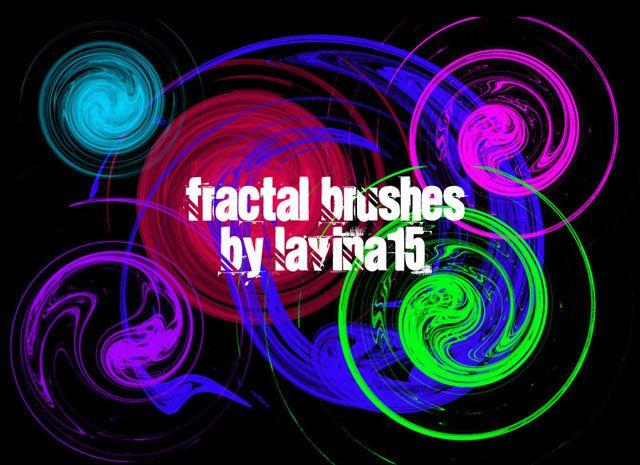 Swirls Brushes photoshop free
