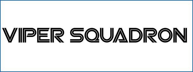 Viper Squadron Fonts sci-fi fonts download