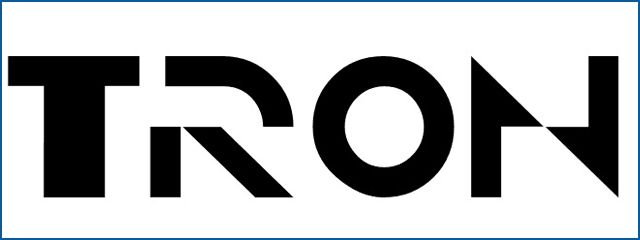 TRON Fonts free