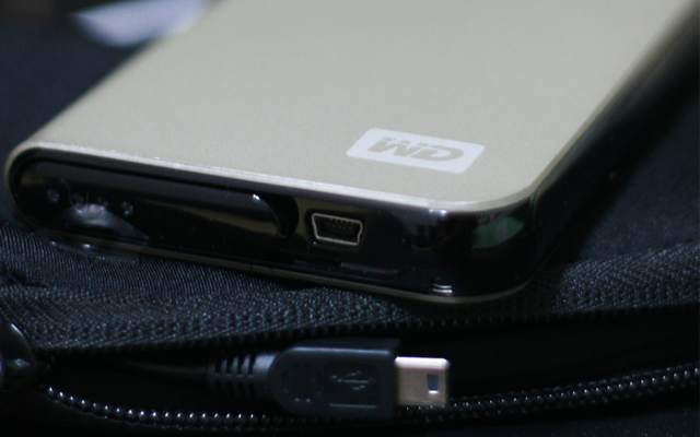 data backups mini portable harddrive