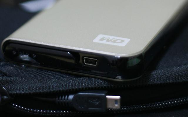 data backups mini portable harddrive