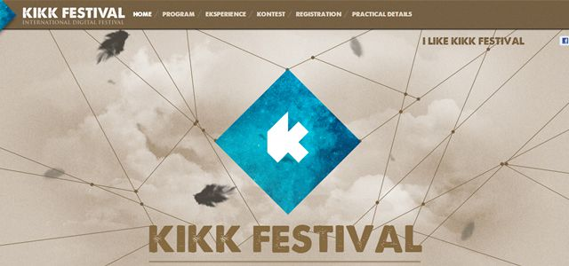 kikk web design depth