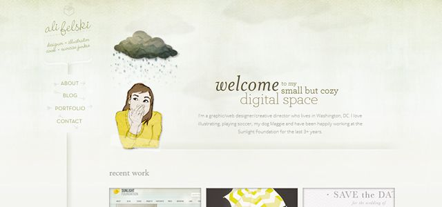 alifelski web design depth