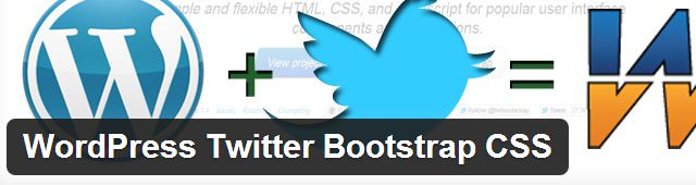 WordPress Bootstrap CSS